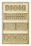 Vintage Gate Design II Giclee Print by  Deneufforge
