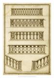 Vintage Gate Design I Giclee Print by  Deneufforge