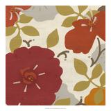 Hibiscus Fresco I Giclee Print by June Erica Vess