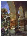 Arches Giclee Print by Clif Hadfield