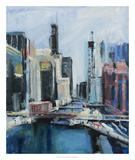 River View Giclee Print by Curt Crain