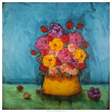 Bucket of Beauty Giclee Print by Marabeth Quin
