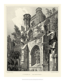 Gothic Detail VII Giclee Print by R.w. Billings