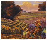 Fall Promise Giclee Print by Clif Hadfield