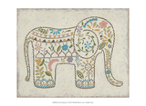Laurel's Elephant I Prints by Chariklia Zarris