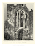 Gothic Detail VI Giclee Print by R.w. Billings
