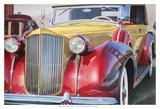 '38 Packard Phaeton Body Posters av Graham Reynolds