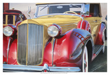 '38 Packard Phaeton Body Art by Graham Reynolds