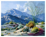 Desert Serenade Giclee Print by Carolyne Hawley