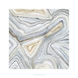 Agate Abstract I Limitierte Auflage von Megan Meagher