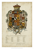 Edmondson Heraldry II Giclee Print by  Edmondson