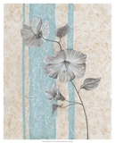 Spa Blue Hibiscus I Giclee Print by Judy Mastrangelo