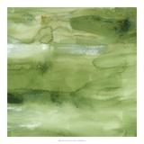 Malachite II Giclée-tryk af Lisa Choate