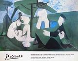 Le Dejeuner sur L'Herbe Serigraph by Pablo Picasso
