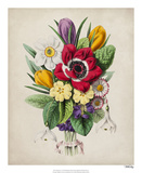 Spring Posy I Giclee Print by Winslow Peachy