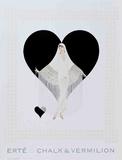 Fringe Gown De collection par  Erté