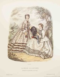 La Mode Illustree No. 226 Prints