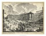 Veduta di Piazza di Spagna Giclee Print by  Piranesi