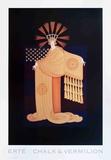 Tassel Gown Verzamelobjecten van  Erté