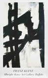 New York, NY (lg) Collectable Print by Franz Kline