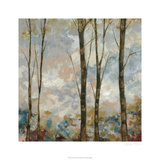Aural Arbor II Premium Giclee Print by Jennifer Goldberger