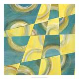 Circle Disconnect I Giclée-tryk af Lisa Choate