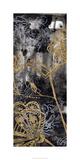 Gilded Fleur I Limited Edition by Jennifer Goldberger