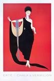 Glamour Sammlerdrucke von  Erté