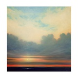 Close of Day Giclee Print by Derek Hare