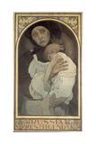 Russia Restituenda, 1922 Giclee Print by Alphonse Mucha
