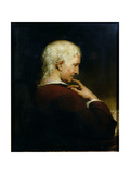 Portrait of Christopher Nugent M.D. (1715-75) 1772 Giclee Print by James Barry