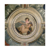 Winged Putti, from the Ceiling of the Sacristy, 1555 Giclee Print by Paolo Veronese