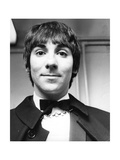 Keith Moon in Cloak Exklusivt gicléetryck