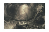 The Deluge, 1828 Giclee Print by John Martin