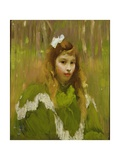 Spring Giclee Print by William James Yule