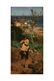 The Sunny South, 1885 Giclee Print by Walter Langley