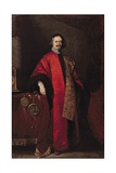 Portrait of the Knight Giovanni Grimani, c.1640 Giclee Print by Bernardo Strozzi