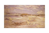 Macrihanish, Bay Voyach Giclee Print by William McTaggart