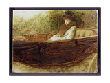 Solitude Giclee Print by Sir William Quiller Orchardson