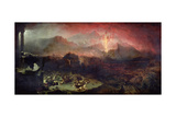 Armageddon, 1852 Giclee Print by Joseph Paul Pettit