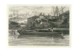 Limehouse, 1878 Giclee Print by James Abbott McNeill Whistler