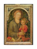Virgin with Child, c.1450 Giclee Print by Jacopo Bellini