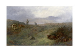 Suspense Giclee Print by Archibald Thorburn
