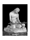 The Penitent Magdalene Giclee Print by Antonio Canova