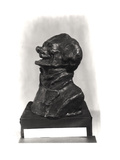 Bust of Charles Philipon (1800-62), c.1833 Giclee Print by Honore Daumier