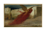 'And Then There Was a Great Cry in Egypt', 1897 Giclee Print by Arthur Hacker