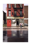 Yonah Schimmel's Knish Bakery, 1993 Giclee Print by Max Ferguson