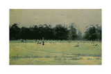 Kensington Gardens, Near the Queen's Statue Giclee Print by Paul Fordyce Maitland