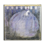 The Mysterious Garden, 1911 Giclee Print by Margaret MacDonald