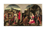 Adoration of the Magi Giclee Print by Bonifacio Veronese